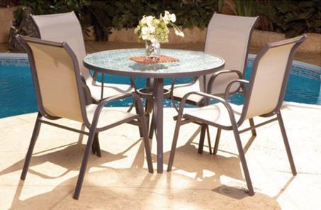 מותג חדש סט שולחן וכסאות - נרקיס בזול הענק הירוק HV-96